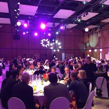 Soirée DJ à lyon lors d'une soirée de gala de convention d'entreprise à Lyon au centre des congrès