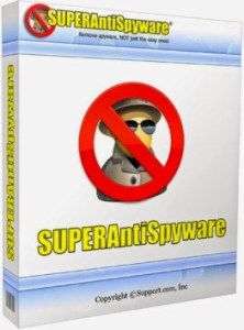 SUPERAntiSpyware Crack