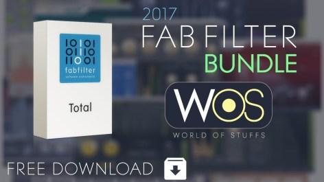 FabFilter Total Bundle Crack