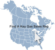 gas train components sales reps