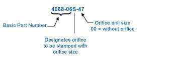 gas elbow restrictor