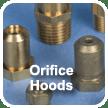 gas orifice hoods