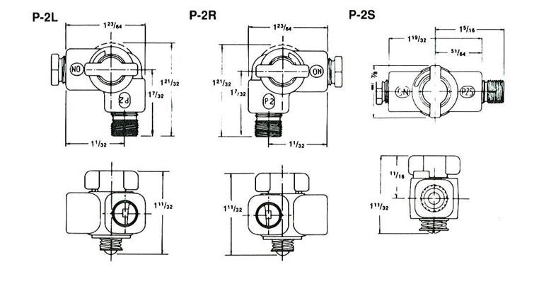 pilot valves