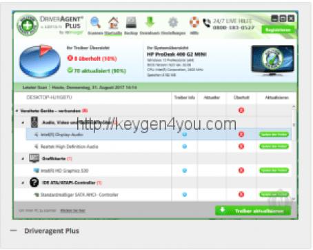 Driveragent Plus Product Key