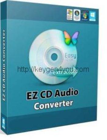 EZ CD Audio Converter Crack Free Download