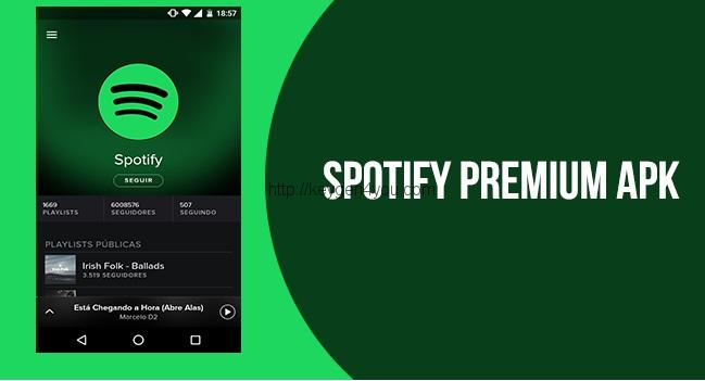 spotify premium apk download cracked