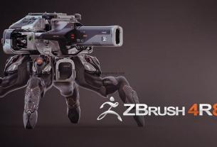 ZBrush-4R8 keygen4youq