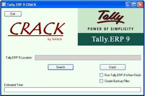 tally erp 9 crack release 6.6