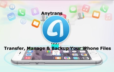 AnyTrans 8.5.0 Crack + License code