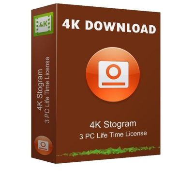 4K Stogram 3.2.2.3440 Crack + License Key 2021 (Lifetime) Free