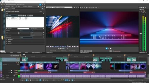 Sony Vegas Pro 16 Serial Number