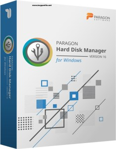 Paragon Hard Disk Manager 16 Crack plus Serial Number download
