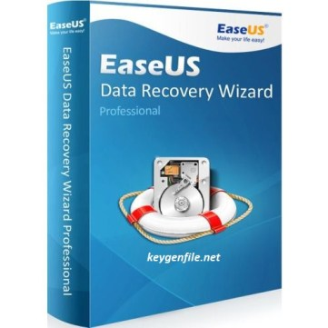 EaseUS Data Recovery 12 Crack