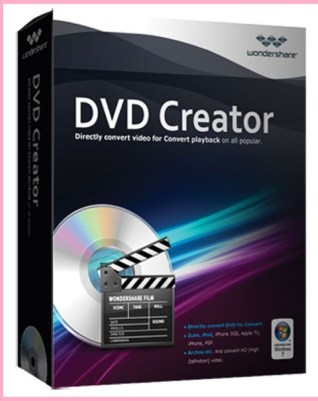 Wondershare DVD Creator Crack + Key 2021 [Latest]