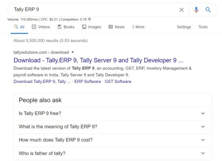 Tally ERP 9 Crack Download Full Version Latest