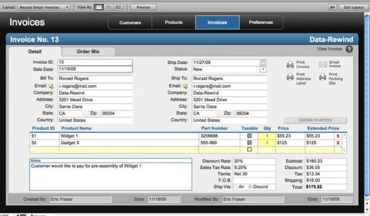 FileMaker Pro 18.0.4.428 With Crack [Latest] [Windows + MAC]