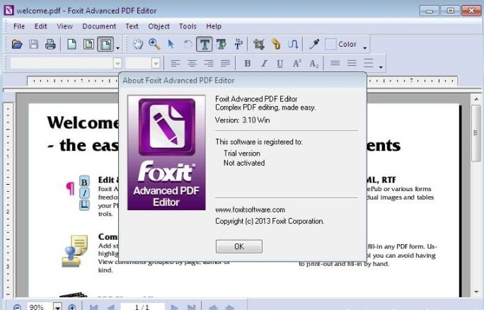 Foxit PDF Editor Crack + Activation KEY + (FULL Latest)