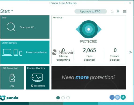 Panda Free Antivirus 2021 Crack with Activation Key 100% Working