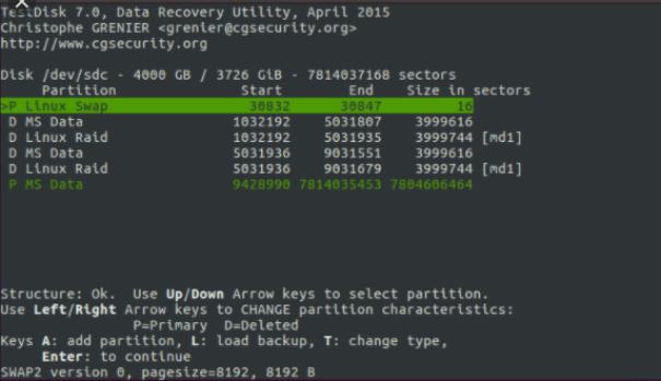 TestDisk Crack 7.2 with Serial KEY [Full Version]