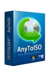 AnyToISO Crack 3.9.4 with Keygen
