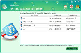 iPhone Backup Extractor 7.6 Crack
