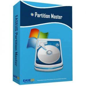 EaseUS Partition Master 13.5 Crack