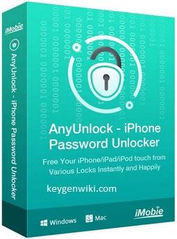 AnyUnlockiPhonePasswordUnlocker