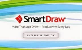 SmartDraw 2018 Crack With License Key