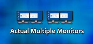 Actual Multiple Monitors 8.13.1 Crack With Serial Key