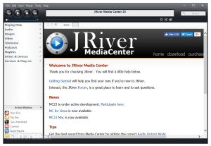 J. River Media Center 24.0.054 Crack With License Key