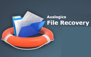 Auslogics File Recovery 8.0.18.0 Crack With Serial Key Full Version