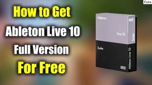 Ableton Live 10.0.4 Crack With Product Key Download