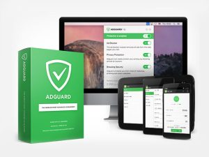 Adguard Premium 6.4.1795.4 Crack With License Key Free Download