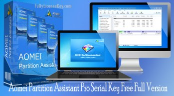 Aomei Partition Assistant Pro 7.5.1 Crack with Keygen Download Free