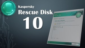 Kaspersky Rescue Disk 18.0 Crack with Serial Key Download Free