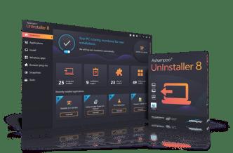 Ashampoo UnInstaller 8.0.0 Crack With Keygen Free Download