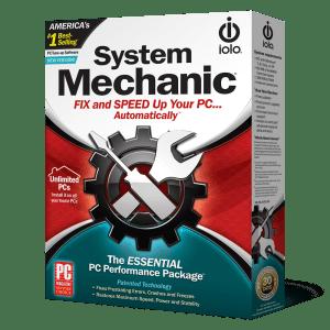system mechanic pro key 2018