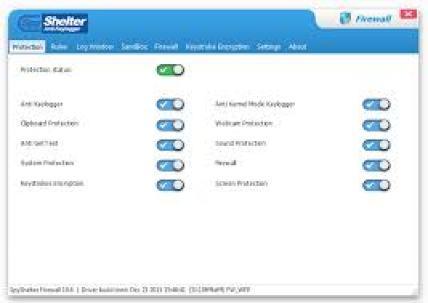 SpyShelter Firewall 11.6 Crack
