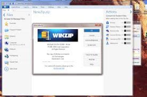WinZip 23.0 Build 13431WinZip 23.0 Build 13431 Crack Crack