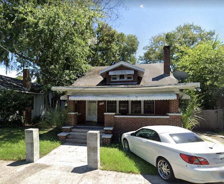 122 W 33rd St, Jacksonville FL 32206 wholesale property listing for sale
