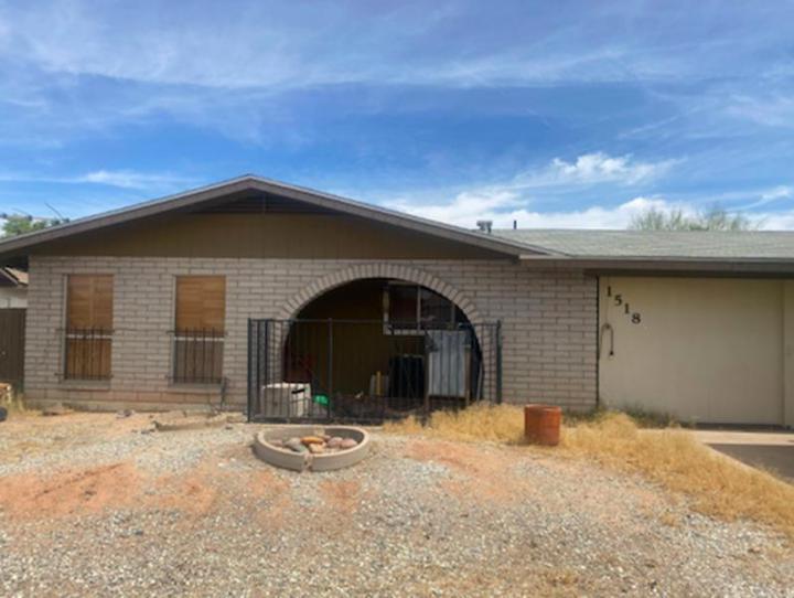 1518 E Florian Ave, Mesa AZ 85204 wholesale property listing for sale