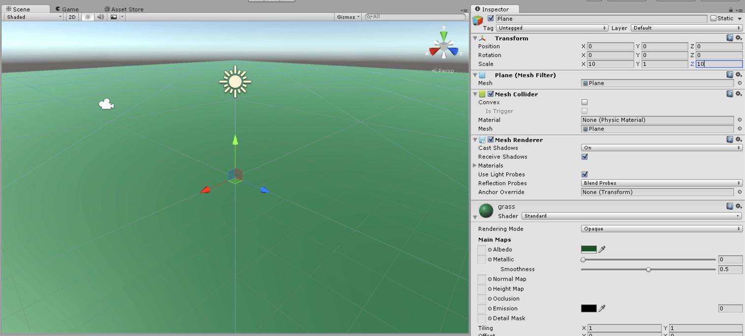 Edit size of field