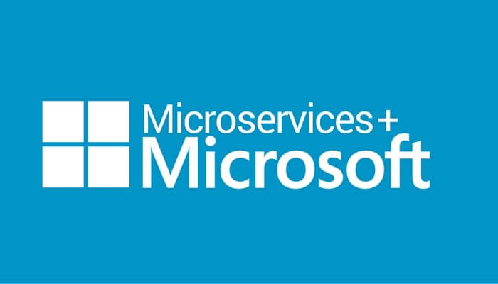 Microservices Plus Microsoft