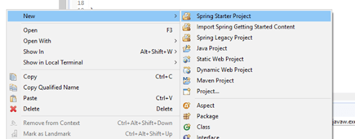 Spring Starter Project