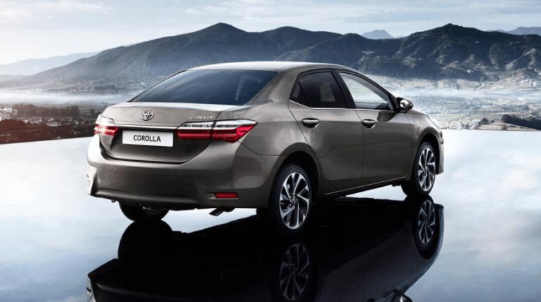 Toyota Corolla 2018,
