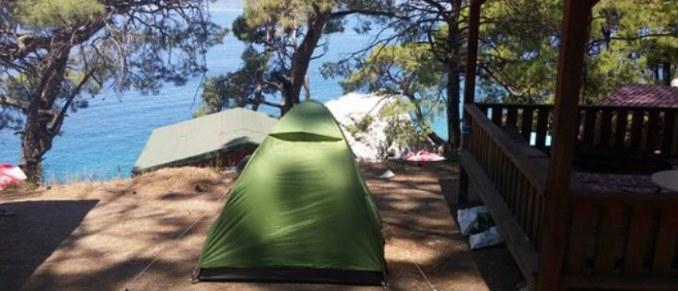 Aktaş Beach Camping Faralya