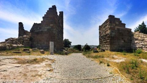 Bodrum Myndos Kapısı
