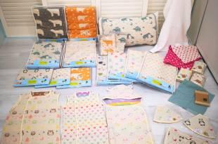 【生活好物】「BeBe-Style」100%純綿日本六重紗~三麗鷗聯名款新上市