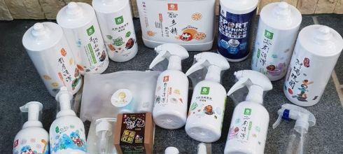 【家庭好物】MIT的天然抗菌居家清潔用品「木酢達人」