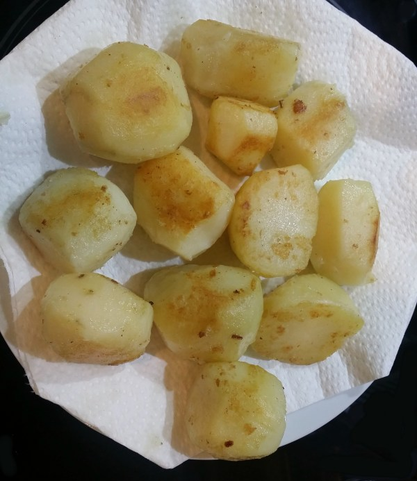 spicy vegan potato curry dum aloo